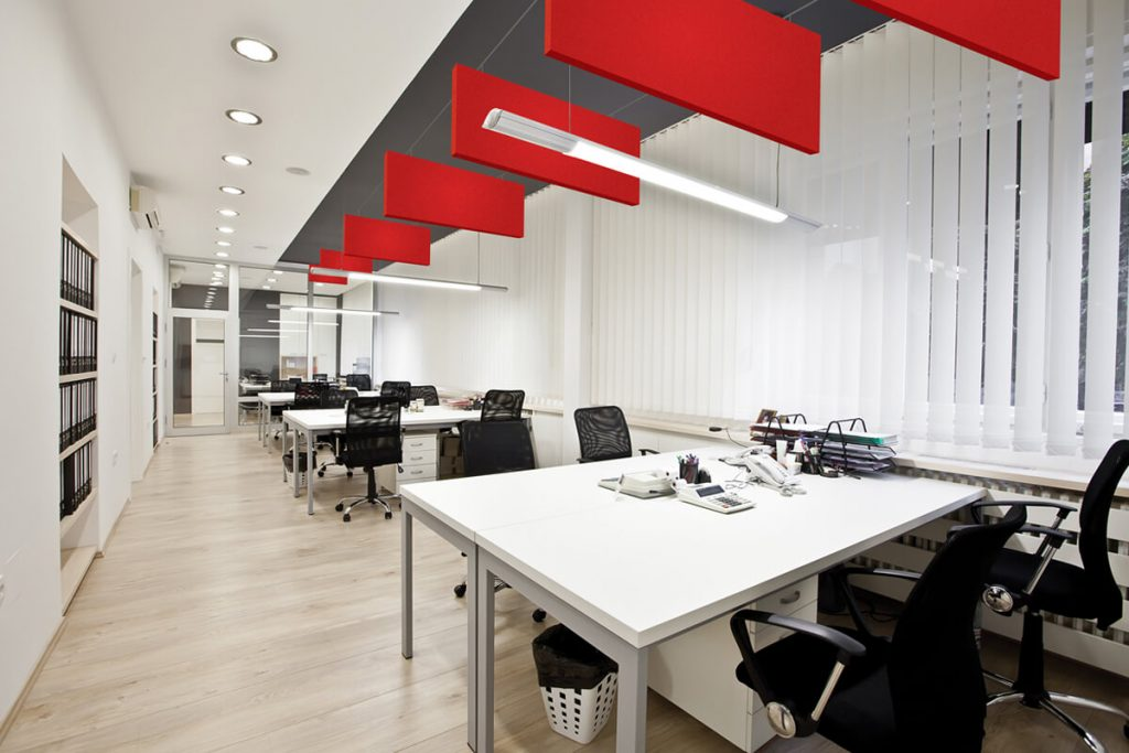 Sound Proofing for Open Plan Offices