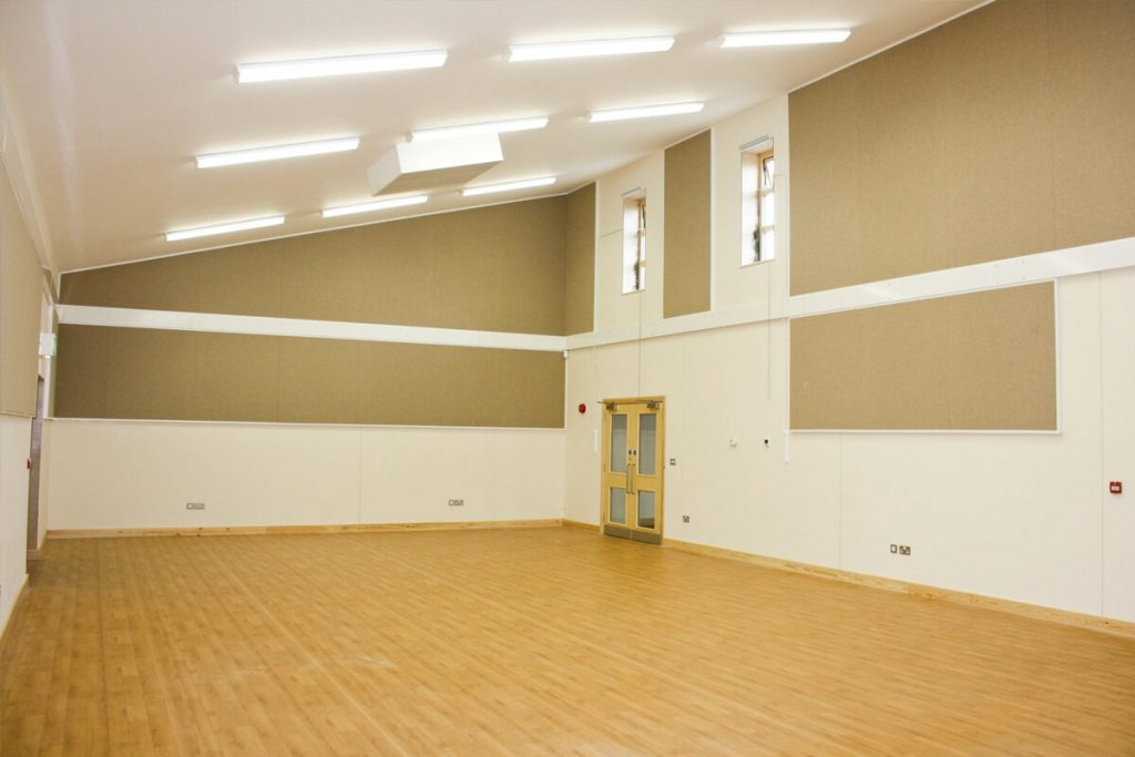 Acoustic walls-box- Industrial Noise Control- Noise Control - Panels
