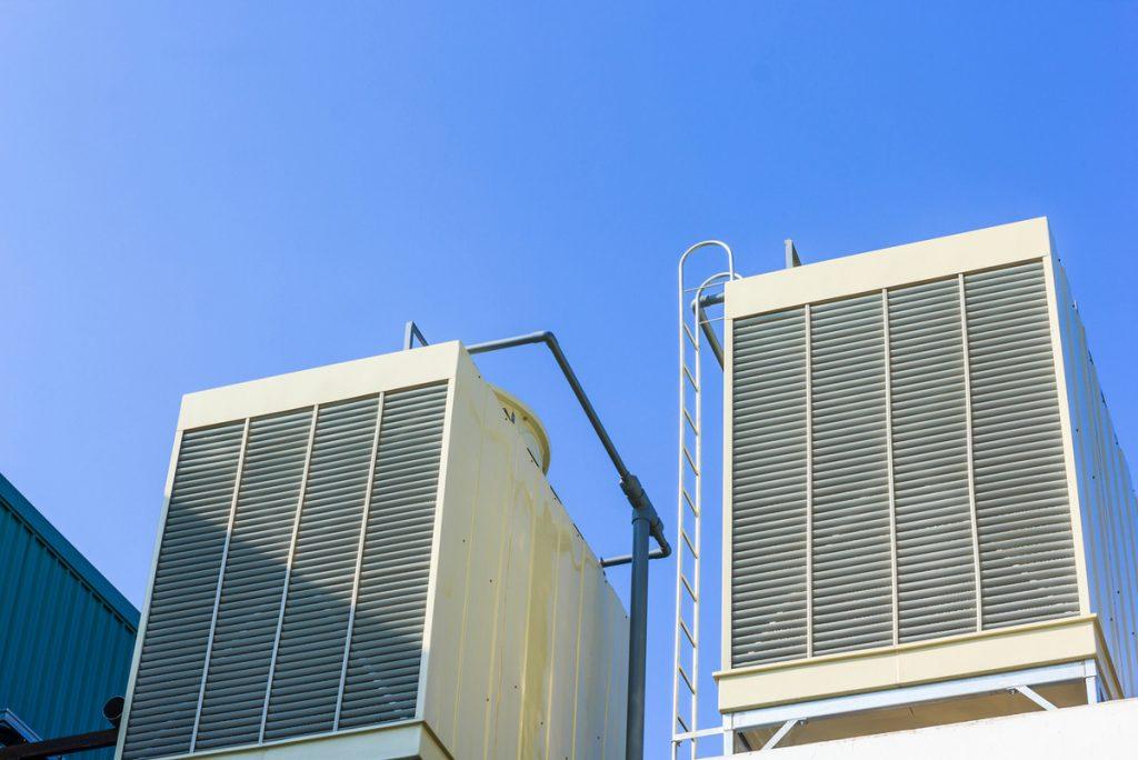 Acoustic louvres - Industrial Noise Control- Plant Room Noise Control